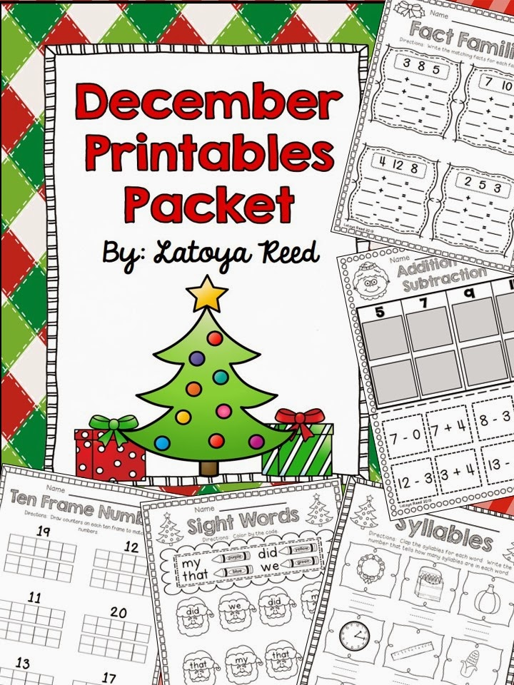 https://www.teacherspayteachers.com/Product/December-Printables-for-Common-Core-ELA-and-Math-1004925