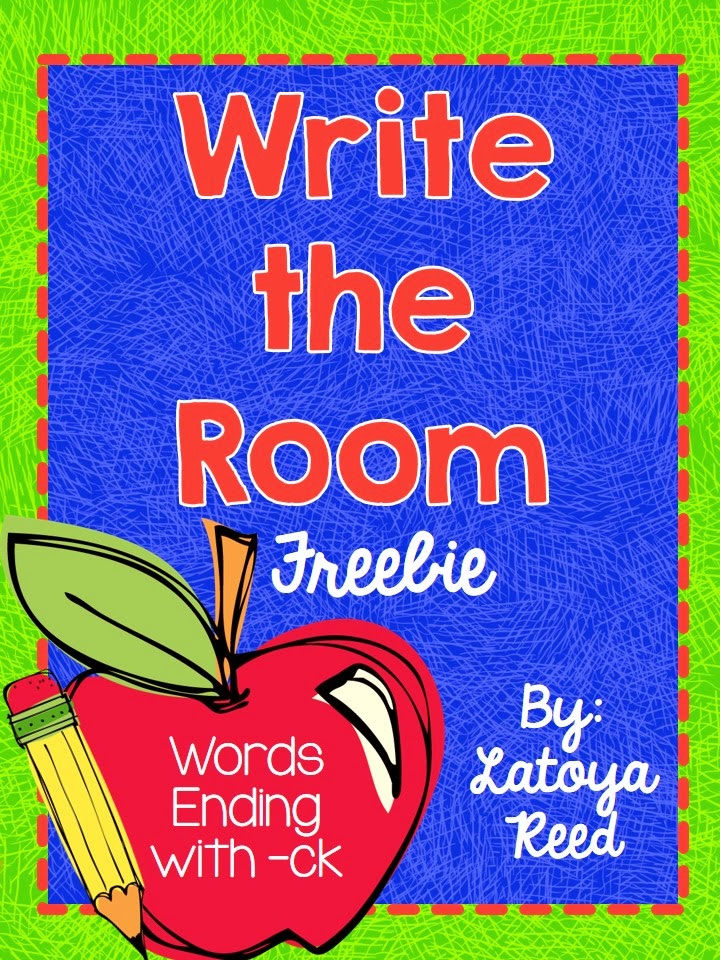 https://www.teacherspayteachers.com/Product/Write-the-Room-Words-ending-in-ck-1042486
