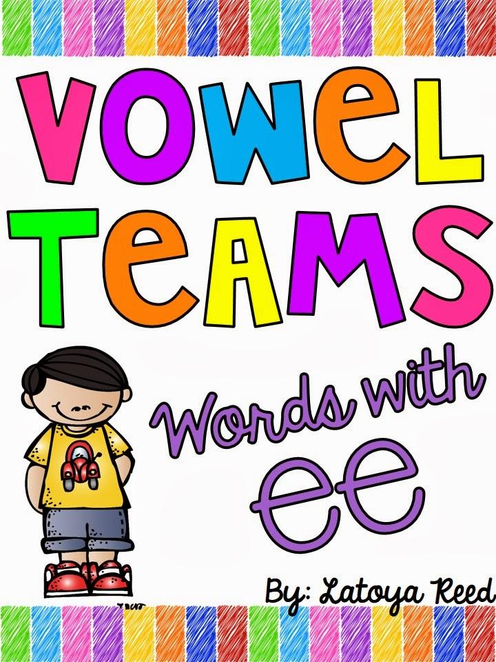 https://www.teacherspayteachers.com/Product/EE-Vowel-Team-Print-and-Go-Printables-1181444